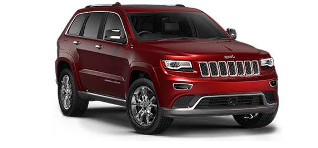 New Jeep Grand Cherokee at Quirk Chrysler Jeep Dodge Ram