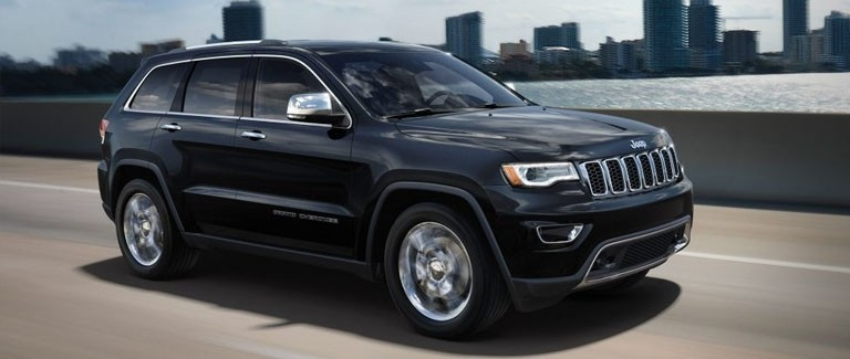 Amazing New Jeep Grand Cherokee