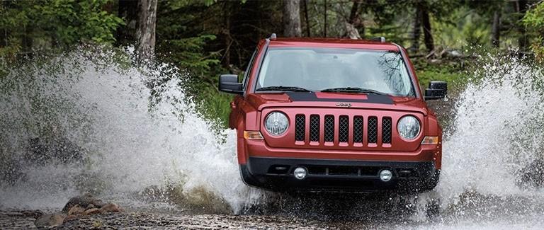 New Jeep Patriot