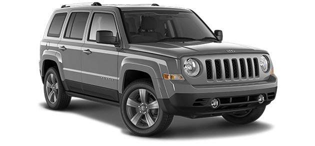 New Jeep Patriot at Quirk Chrysler Jeep Dodge Ram