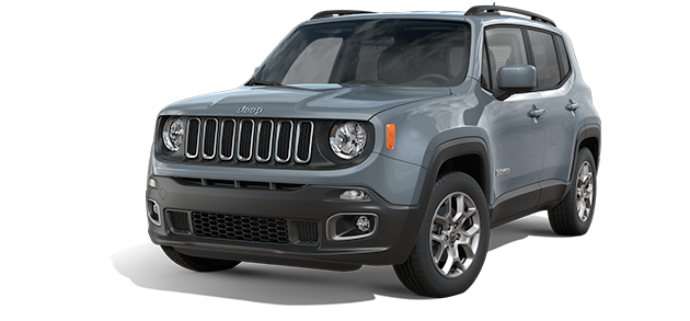 New Jeep Renegade at Quirk Chrysler Jeep Dodge Ram
