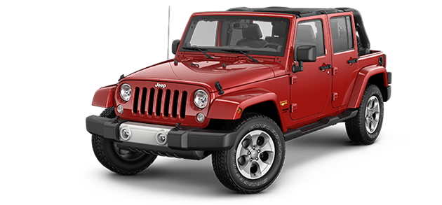 New Jeep Wrangler Unlimited at Quirk Chrysler Jeep Dodge Ram