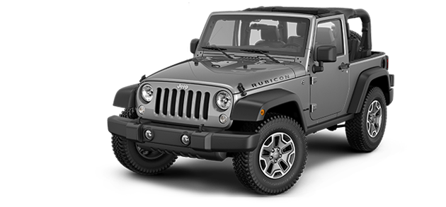 New  Wrangler at Quirk Chrysler Jeep Dodge Ram