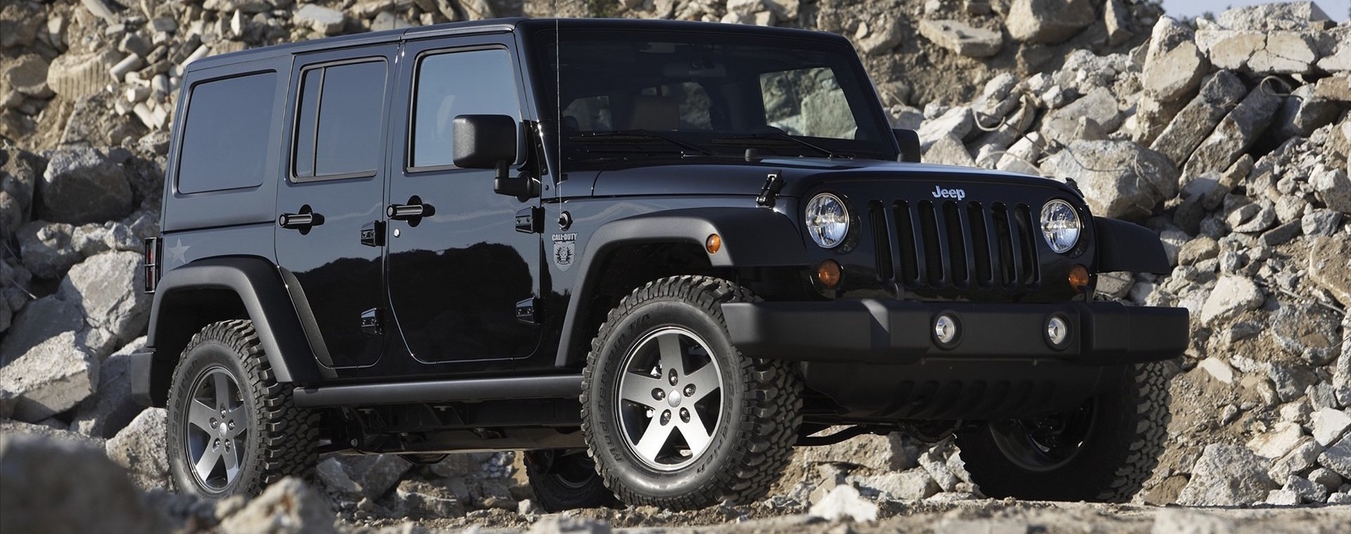 New Wrangler Unlimited inventory at Quirk Chrysler Jeep Dodge Ram