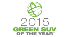 Green Car Journal 2015 Green SUV of the Year: Jeep Grand Cherokee