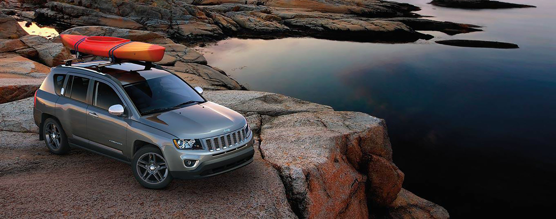 New Compass inventory at Quirk Chrysler Jeep Dodge Ram