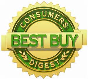 Consumer Digest Best Buy:  2015 Chrysler Town & Country
