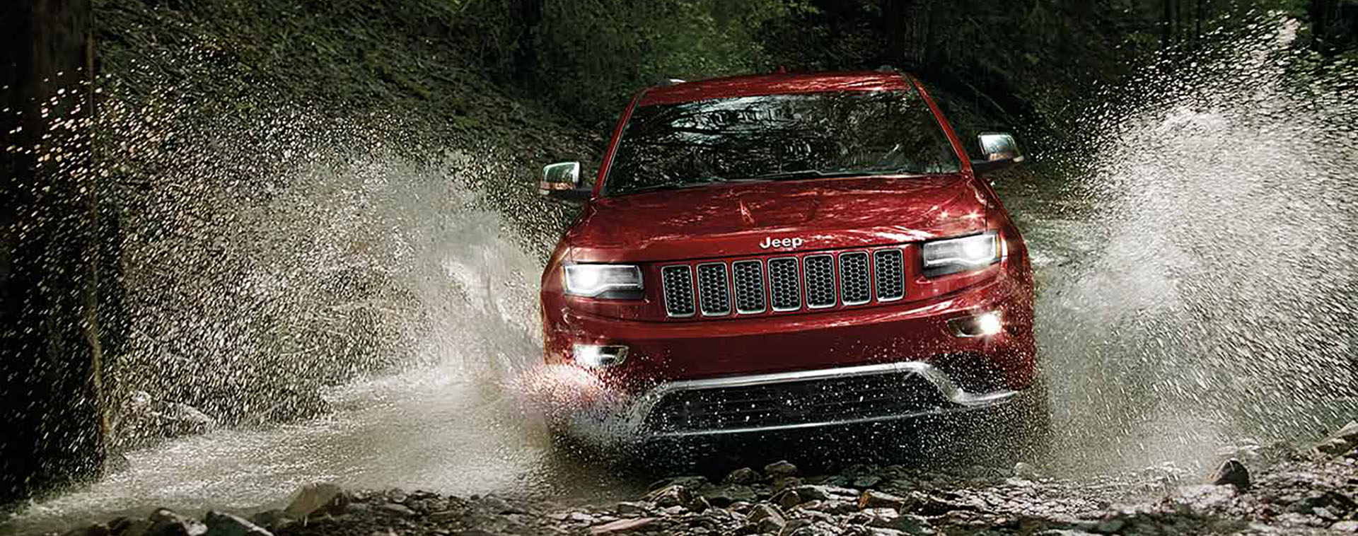 New Grand Cherokee inventory at Quirk Chrysler Jeep Dodge Ram