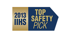 2013 IIHS Top Safety Pick: 2014 Jeep Patriot