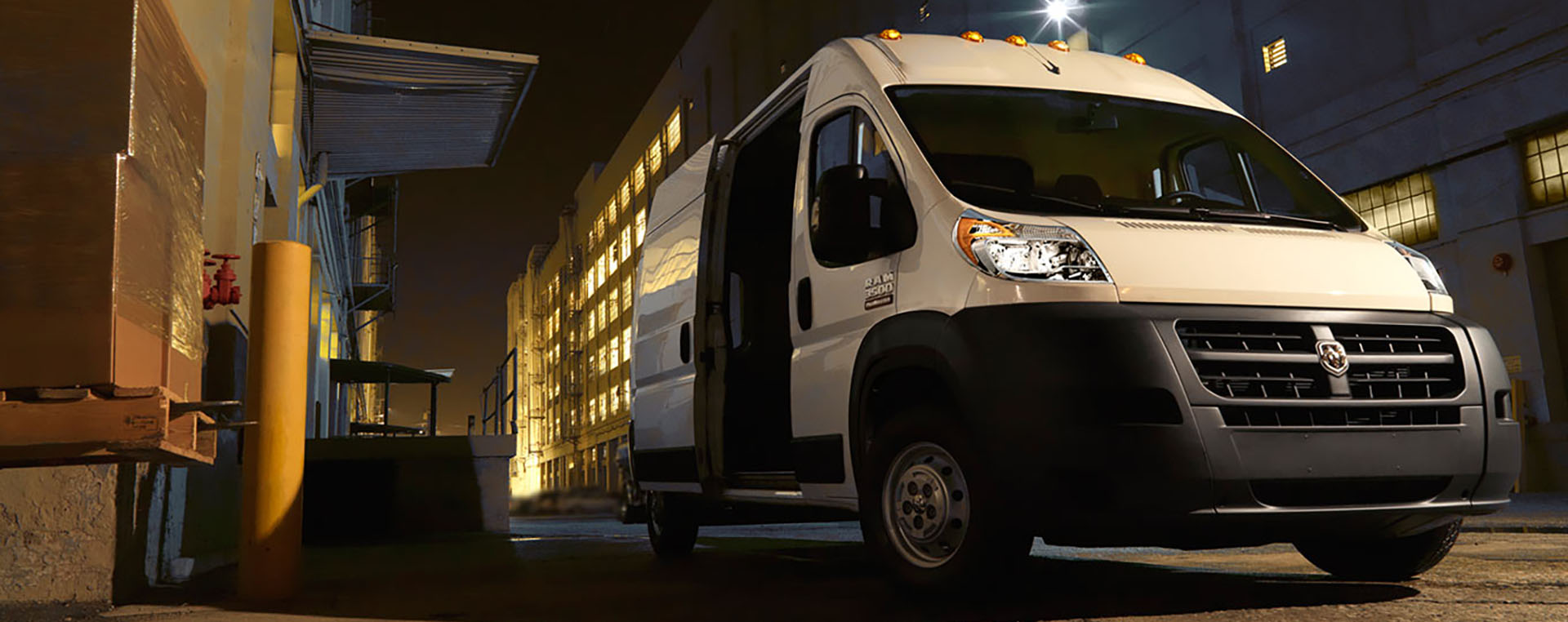 New ProMaster inventory at Quirk Chrysler Jeep Dodge Ram