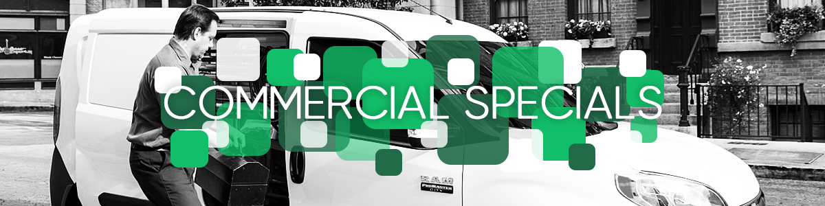 Ram Commercial Finance & Lease Specials