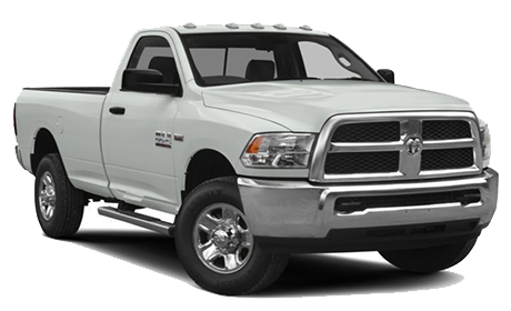 New Ram 2500 at Quirk Chrysler Jeep Dodge Ram
