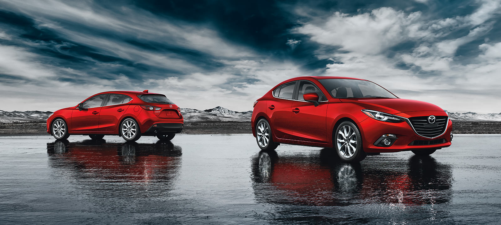 New  Mazda3 inventory at Quirk Mazda