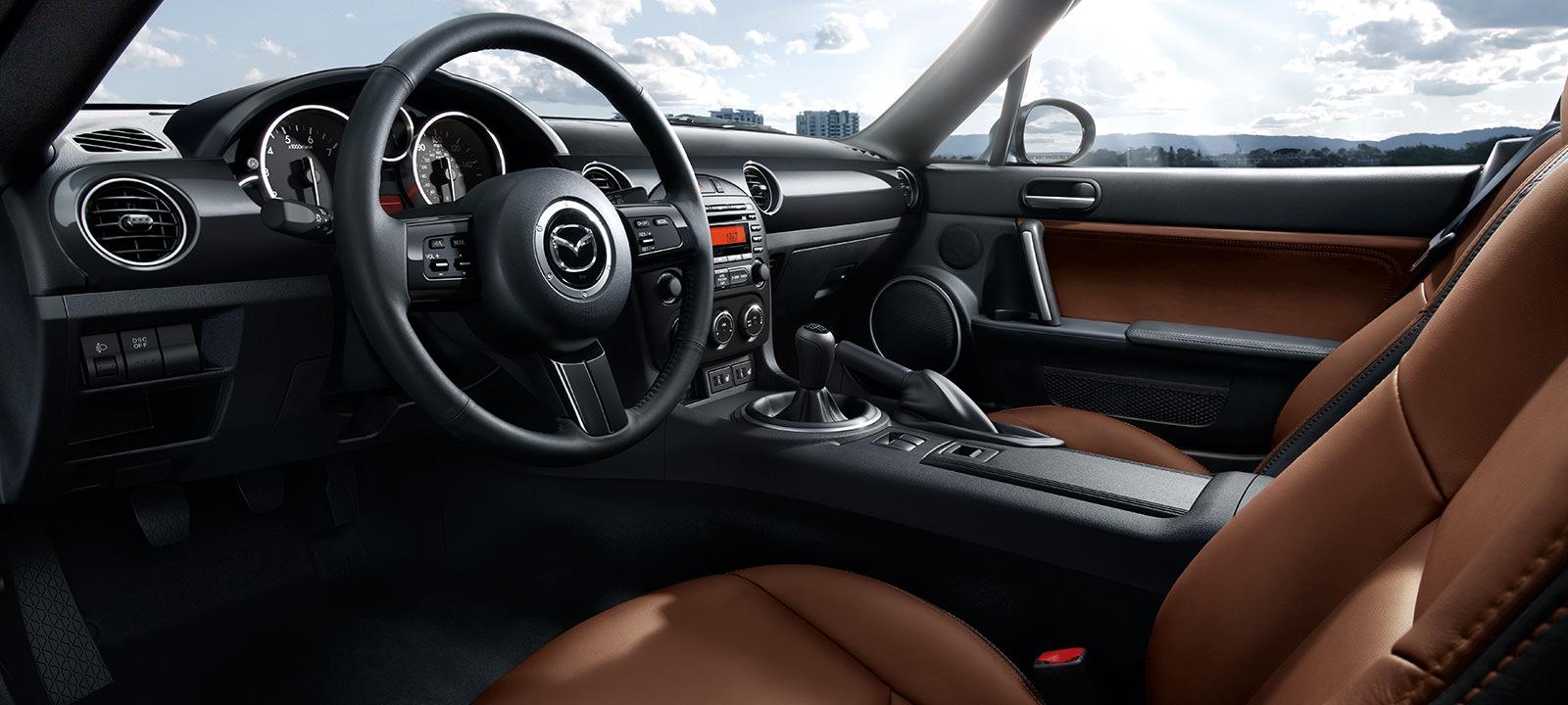 Mazda Mx 5 Miata Interior