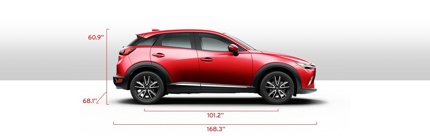 Mazda Cx 3 exterior