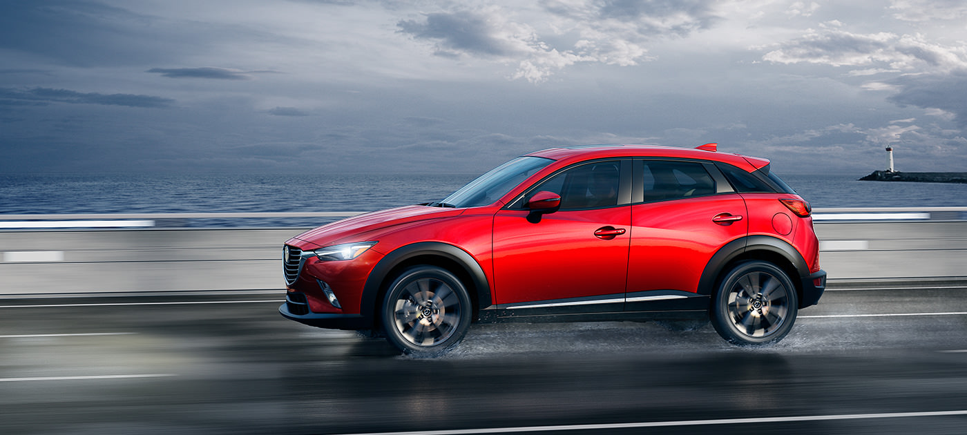 New  Mazda Cx 3 inventory at Quirk Mazda