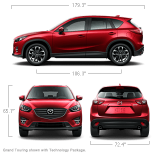 Mazda Cx 5 exterior