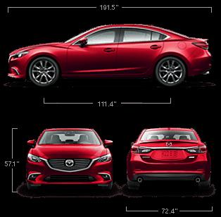 Mazda6 exterior