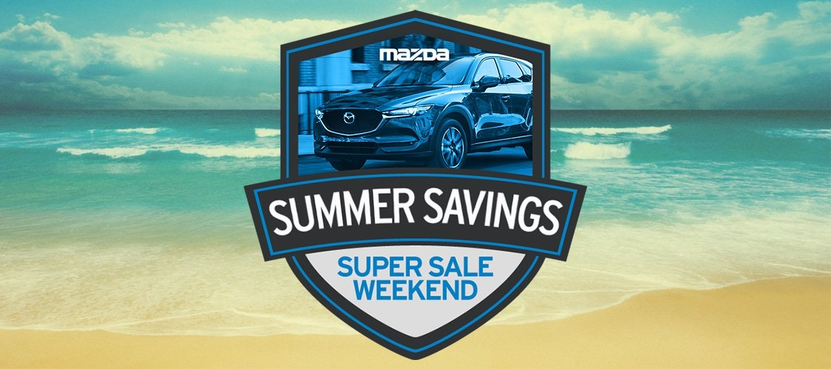 Mazda Summer Savings Weekend