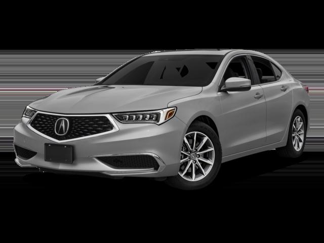2018 Grey Acura