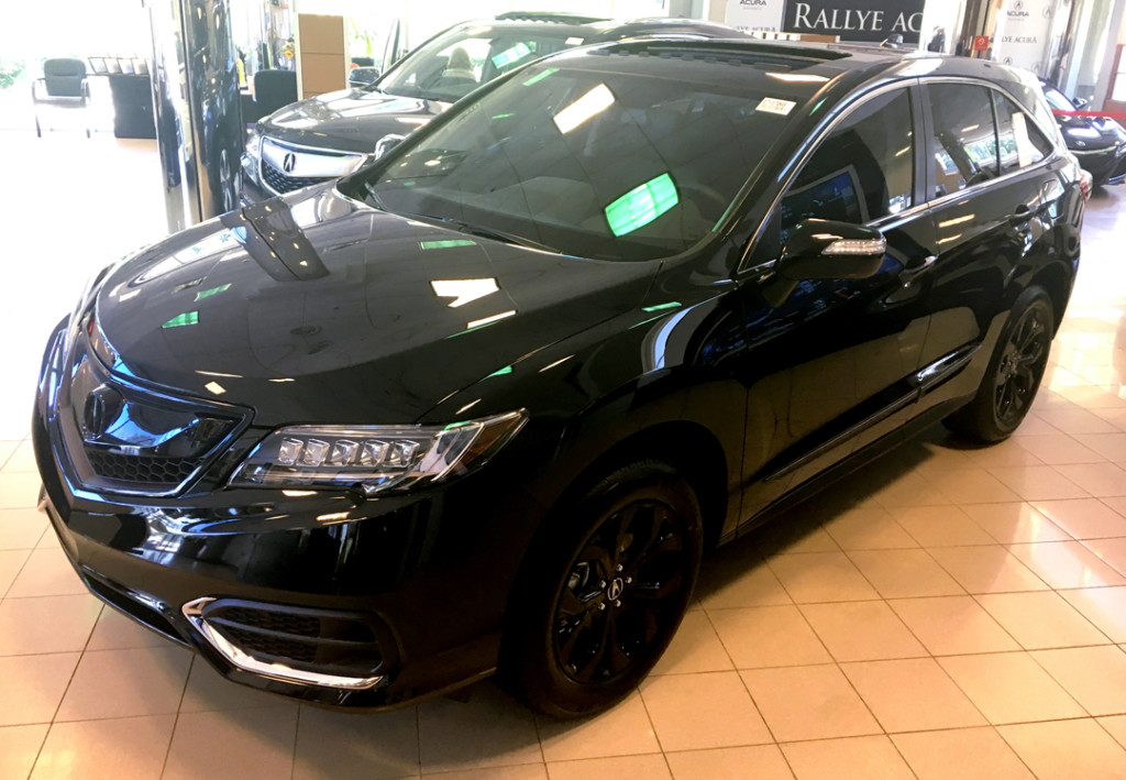 Special Edition Vehicles Available in Roslyn | Rallye Acura