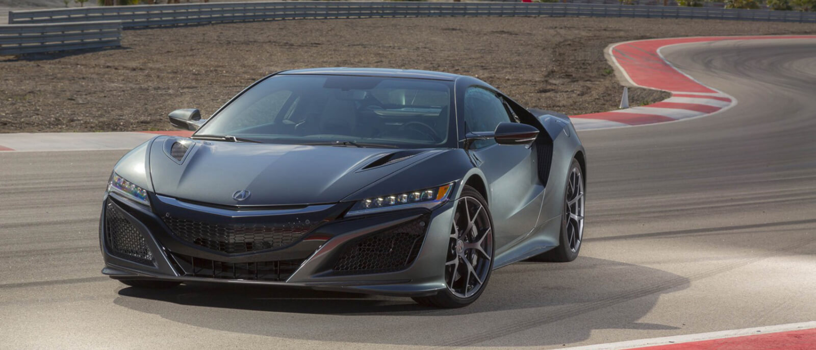 The debut of Acura NSX 2017 will be held in Los Angeles 99