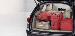 2017 Acura RDX Trunk