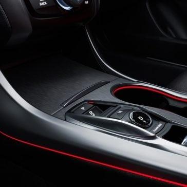 2018 Acura Gear Stick