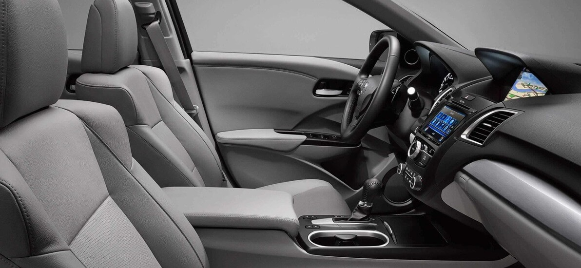 2018 acura rdx interior features design rallye acura. Black Bedroom Furniture Sets. Home Design Ideas