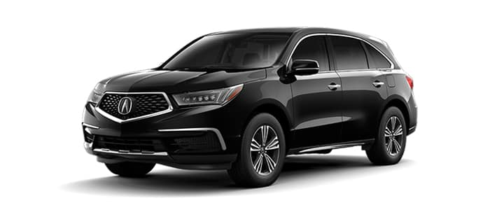 2019 MDX 9 Speed Automatic SH-AWD