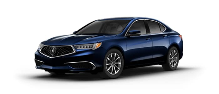 2019 TLX 8 Speed Dual-Clutch Special Lease