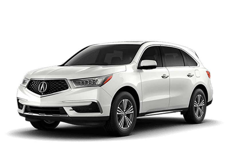 2019 MDX 9 Speed Automatic SH-AWD Loyalty Lease