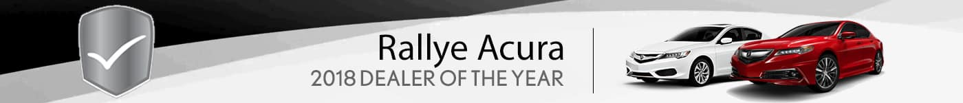 Rallye Acura DealerRater Dealer Of The Year In New York - Acura dealers long island