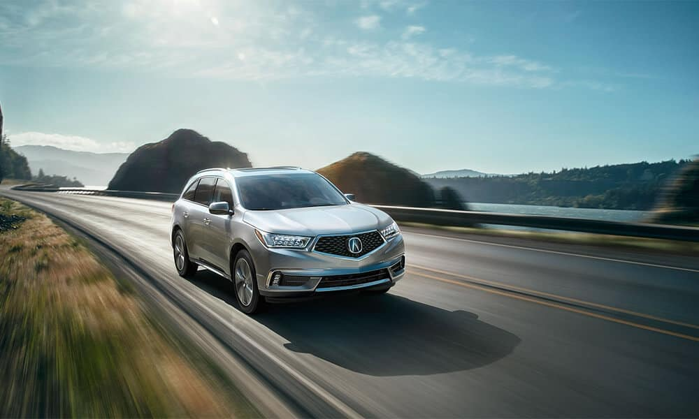 2018 Acura Mdx Interior Features And Technology Rallye Acura