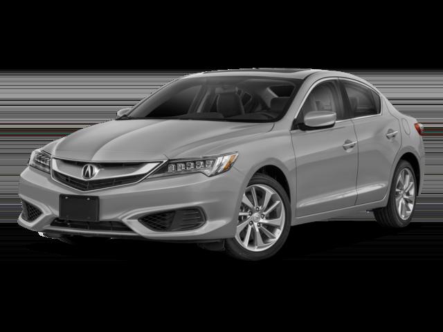 2018 Acura ILX_