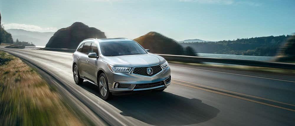 2018 Acura MDX Advance pkg