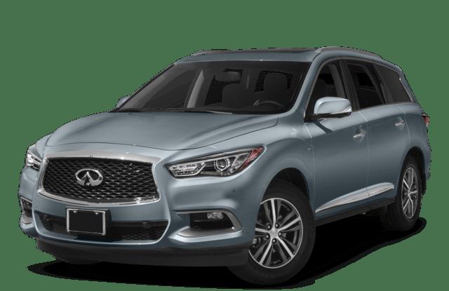 2018 INFINITI QX60 Angled Color Gray