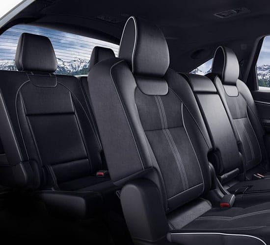 2019 Acura MDX Interior Sophisticated Seats Extra Large