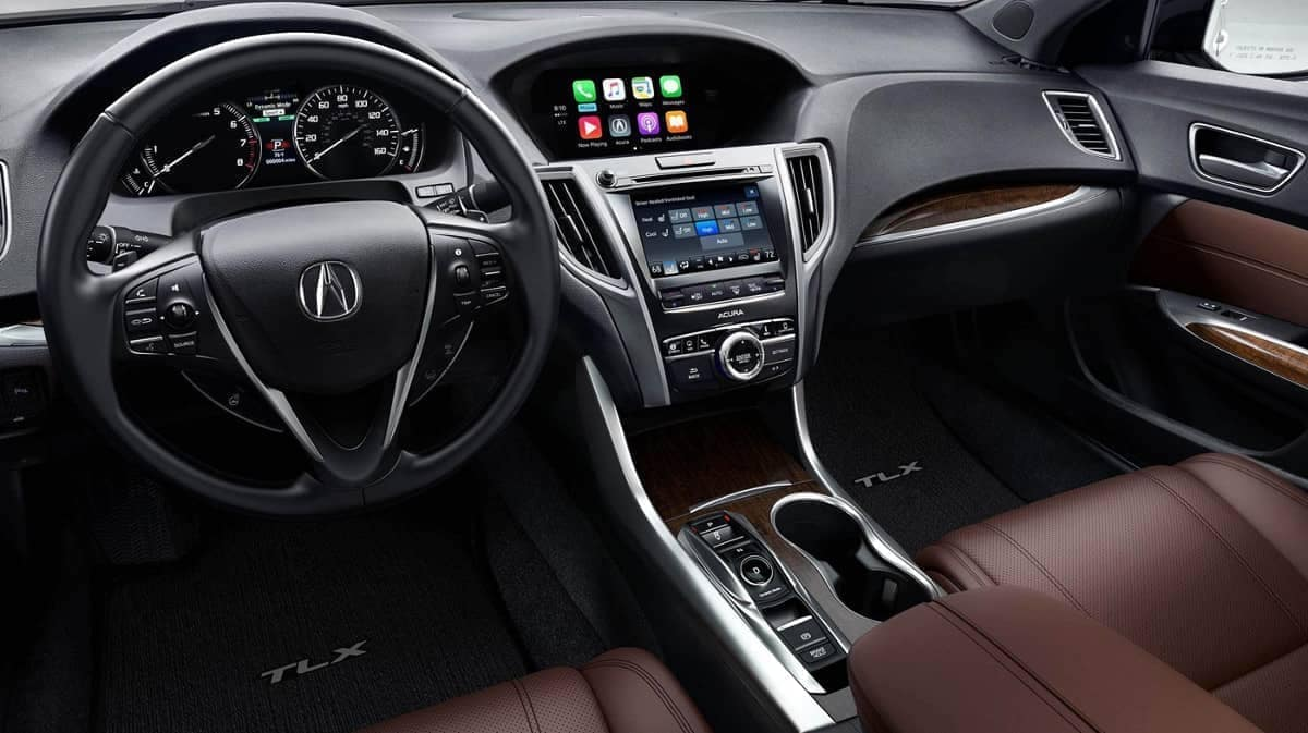2019 Acura TLX Technology