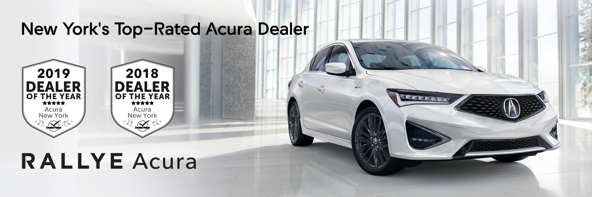 New York's Top-Rated Acura