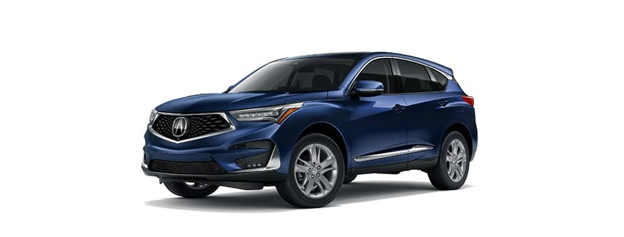 2019 RDX 10 Speed Automatic SH-AWD ADVANCE Loyalty/Conquest Lease