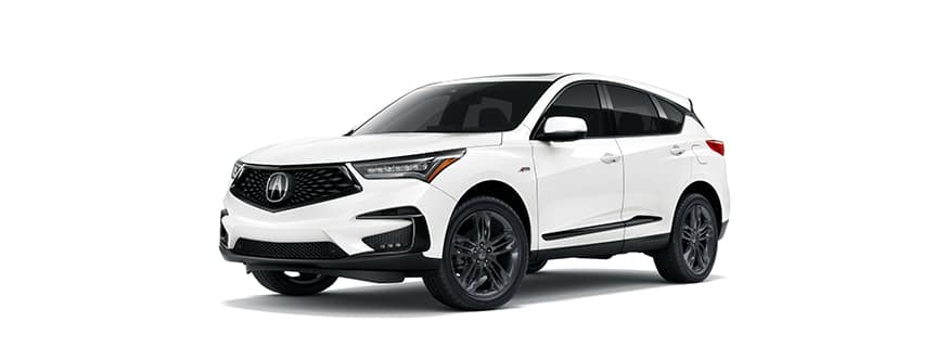 2019 RDX 10 Speed Automatic SH-AWD A-SPEC Loyalty/Conquest Lease
