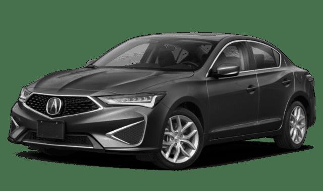 Silver Gray 2019 Acura ILX