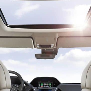 2020 Acura MDX Sunroof