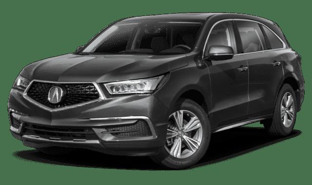 Charcoal Gray 2019 Acura MDX