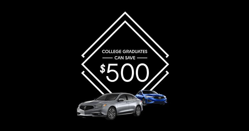 Acura College Graduate Program