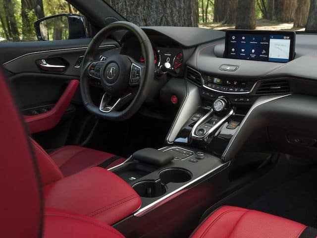 2021-Acura-TLX-A-Spec-Interior