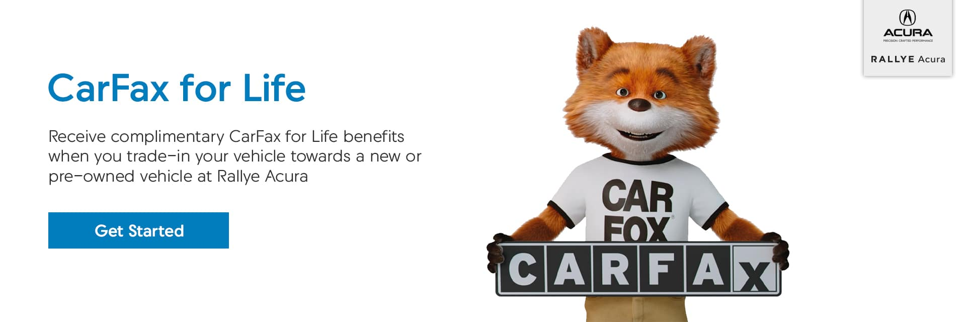 Carfax for life