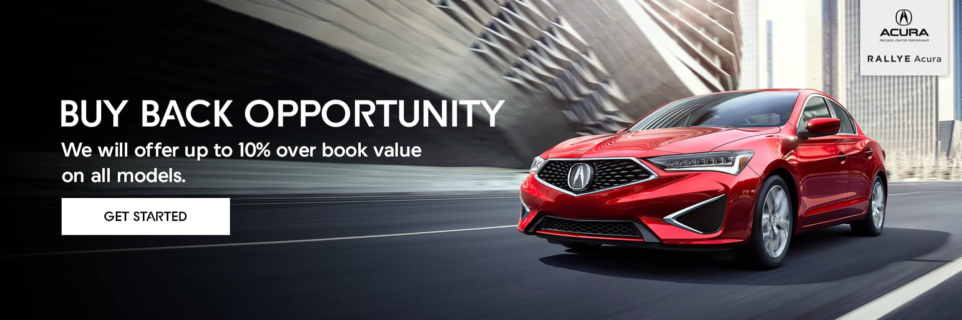 Buy Back Opportunity, We will offer up to 10% over book value on all models.