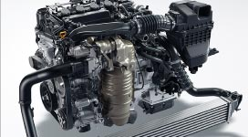 Feature Photo of the 2016 Honda Civic Engine and Performance